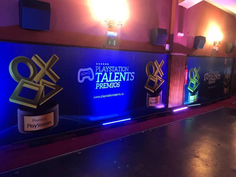 Premios Play Station Talents 2019