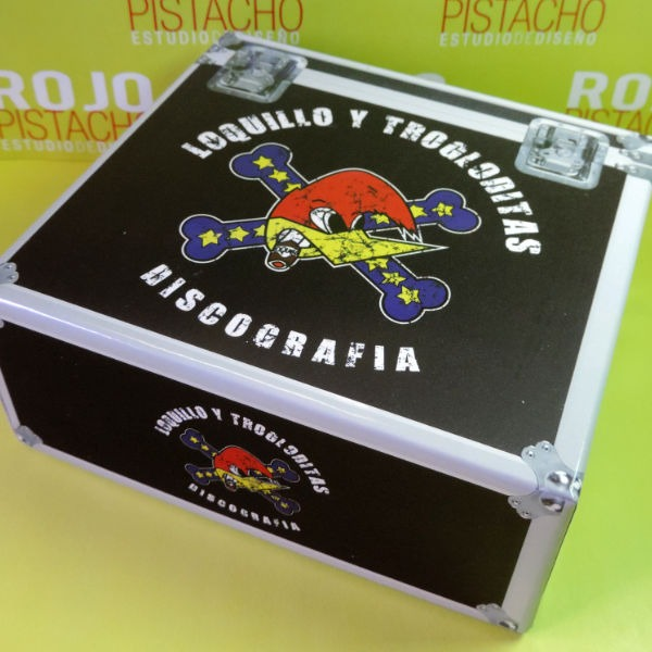 Loquillo y Trogloditas – Discografía
