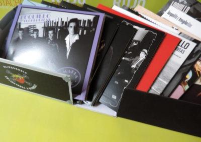 Diseño Edición Especial Discografía Loquillo y Trogloditas Rojo Pistacho 5