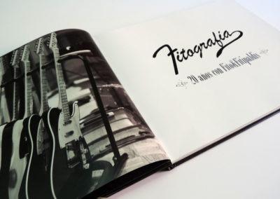 Diseño edición especial Fitografía Fito y Fitipaldis Rojo Pistacho 11