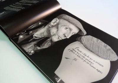 Diseño edición especial Fitografía Fito y Fitipaldis Rojo Pistacho 12