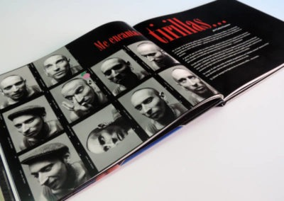 Diseño edición especial Fitografía Fito y Fitipaldis Rojo Pistacho 15