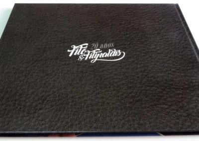 Diseño edición especial Fitografía Fito y Fitipaldis Rojo Pistacho 17
