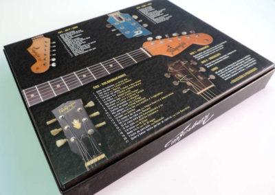Diseño edición especial Fitografía Fito y Fitipaldis Rojo Pistacho 18