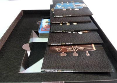 Diseño edición especial Fitografía Fito y Fitipaldis Rojo Pistacho 5