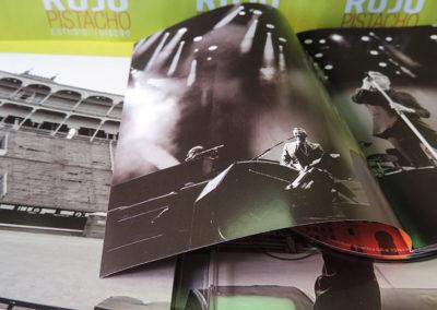 Diseño libreto CDs DVD Salud y RockRoll Loquillo 1