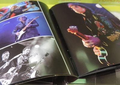 Diseño libreto CDs DVD Salud y RockRoll Loquillo 2