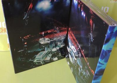 Interior Edición especial 20 aniversario Sober
