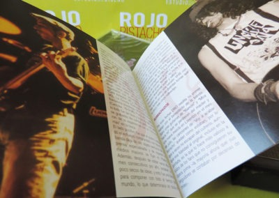Libreto Edición especial Hay Mucho Rock and Roll 3 Platero y Tú