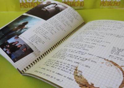 Libreto Grandes éxitos y fracasos 4 Extremoduro