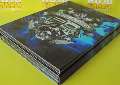 Portada Edición especial 20 aniversario Sober