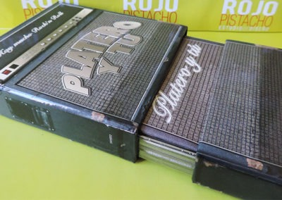 Portada Edición especial Hay Mucho Rock and Roll 2 Platero y Tú
