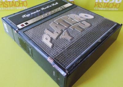 Portada Edición especial Hay mucho Rock and Roll Platero y Tú