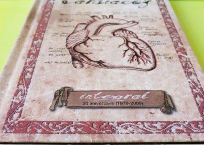 Portada Integral 30 aniversario Los Cardíacos